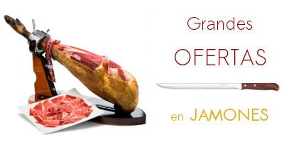 Comprar Jamones Ibéricos Online
