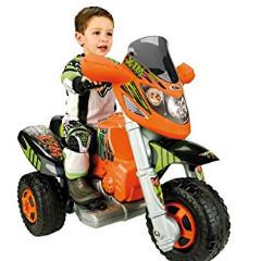 La Mejor Moto Eléctrica para Niños