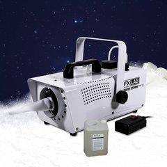 Las Mejores Máquinas de Nieve Artificial