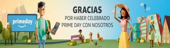 Amazon Prime Day: ofertas y rebajas