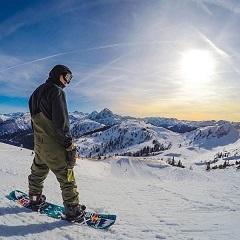 Botas Fijaciones Master AIRTRACKS Snowboard Set//Paquete Completo//Tabla Places Wide SB Bolsa // 152 156 159 162 cm