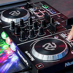 Mesas de Mezcla DJ