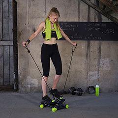 Máquinas de Step para Fitness