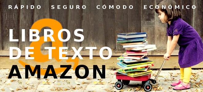 Comprar Libros de Texto en Amazon