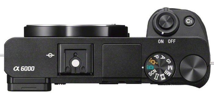 Sony A6000 - Características