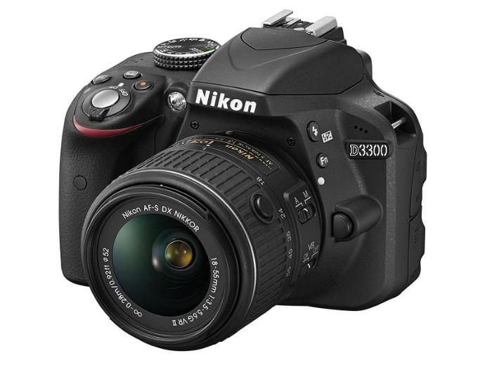 Nikon D3300 - Review