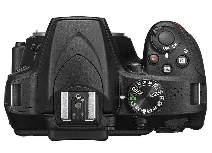 Nikon D3400: Opiniones