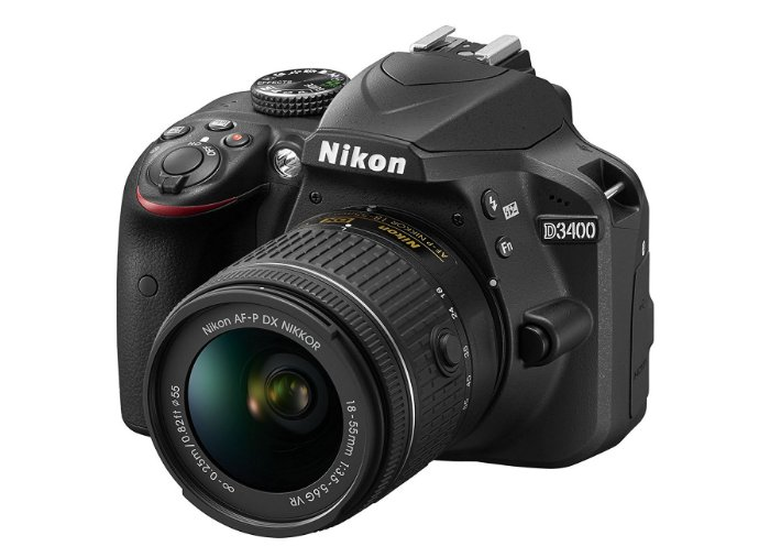 Nikon D3400: Review