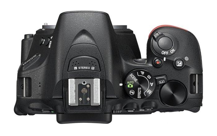 Nikon D5500 Opiniones