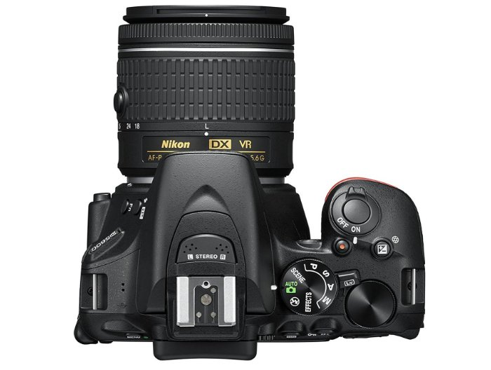 Nikon D5600 - Opiniones