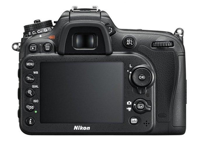 Nikon D7200 - Review