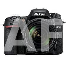 10 Cámaras Nikon con Motor de Enfoque