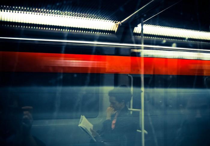 Cómo hacer Fotos en Movimiento - Tren