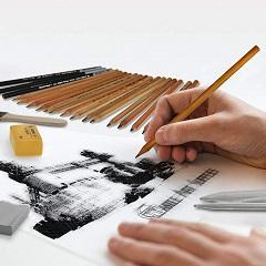 Lee más sobre el artículo Cuáles Son los Lápices Más utilizados para Dibujo Artístico
