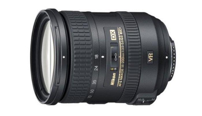 Comprar Nikon 18-200