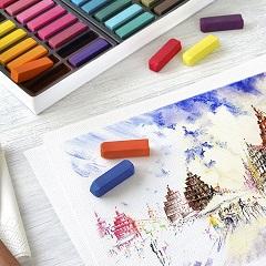 Lee más sobre el artículo Pinturas Pastel: Tipos y Marcas