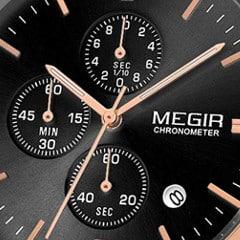 Relojes Megir