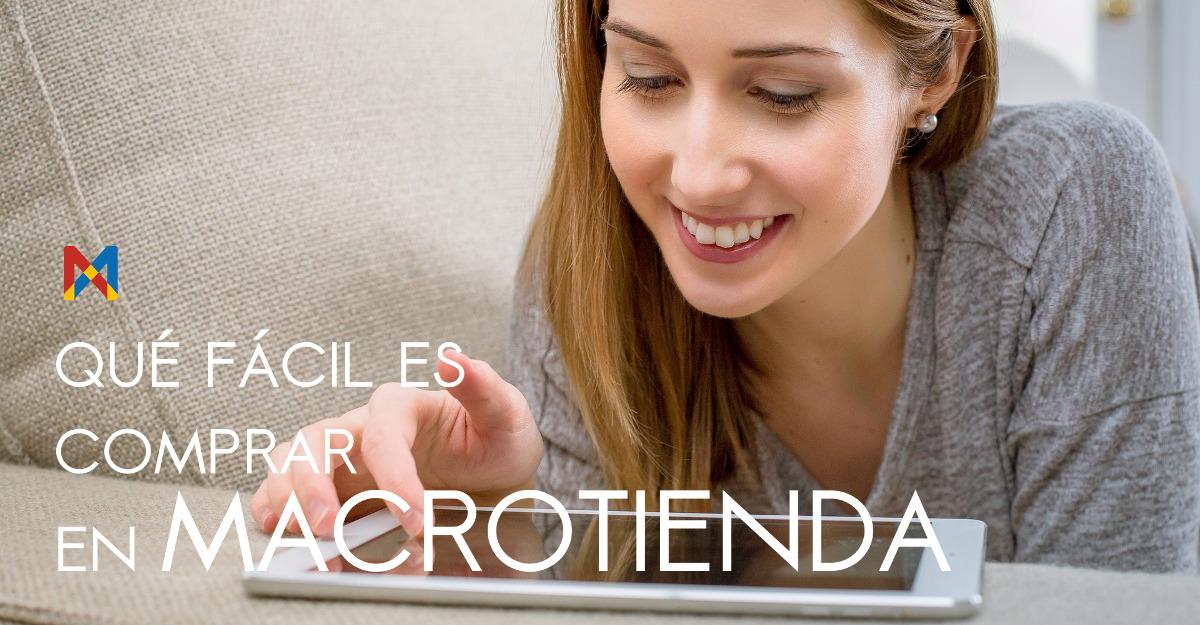 Comprar Online en Macrotienda