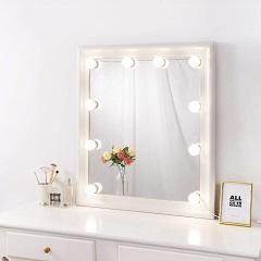 Lee más sobre el artículo Espejos de Maquillaje con Luz