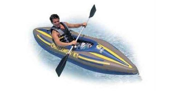 Comprar Kayak Hinchable Intex