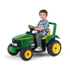 El Mejor Tractor Eléctrico para Niños