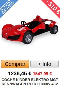 Comprar Formula 1 para Niños