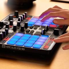 Controladoras DJ Hercules