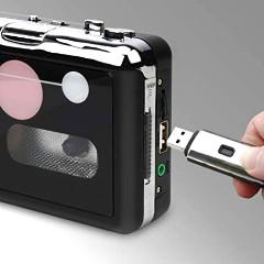 Convertidores Cassette a Mp3