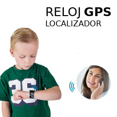 Relojes Localizadores para Niños