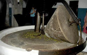 Prensas de aceite antiguas