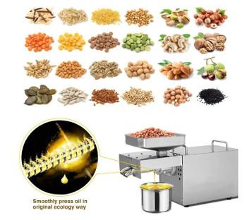 Prensas de aceite para semillas