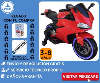 Comprar una moto eléctrica para niños: baratas y rápidas