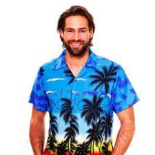 camisas hawaianas para hombre