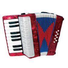 Comprar un acordeón en Amazon